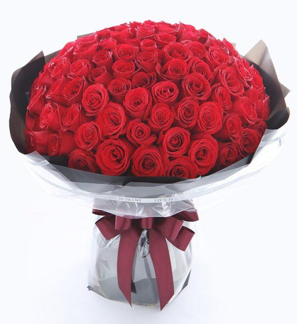 108枝红玫瑰/嫁给我吧
