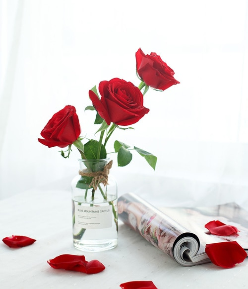108 Stems Red Rose