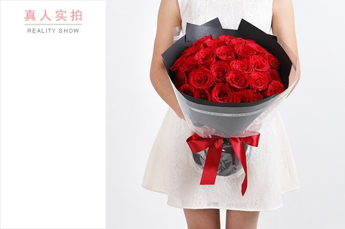 33 Stems Red Rose