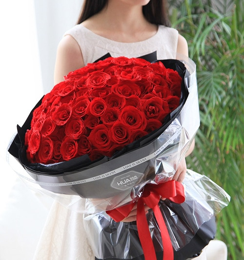 99 Stems Red Rose
