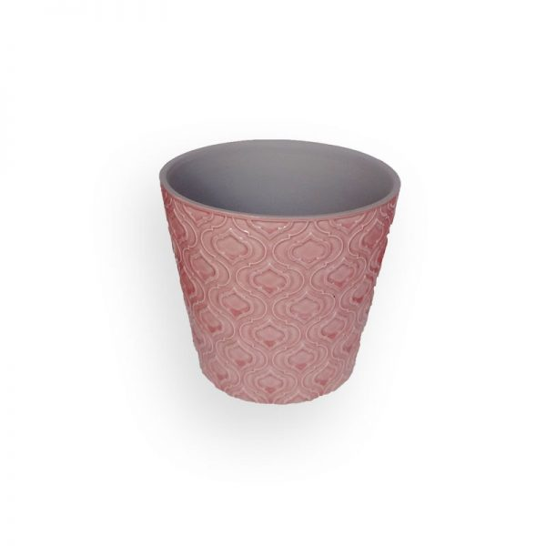 Ceramic flower Pot (Pink