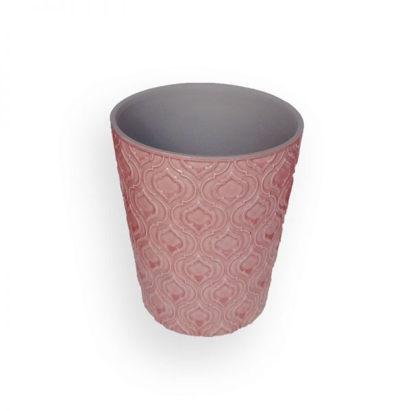 Ceramic flower Pot (Pink